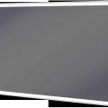 Zrkadlo v rámeVillago1200x700x43LED