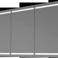 ZrkadloPRO1200LEDtroj-dverové