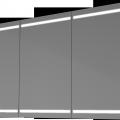 ZrkadloPRO1300LEDtroj-dverové