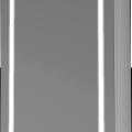 ZrkadloPRO450LEDjedno-dverové